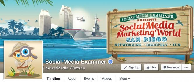 facebook etkinlik pazarlama - kapak fotoğrafı